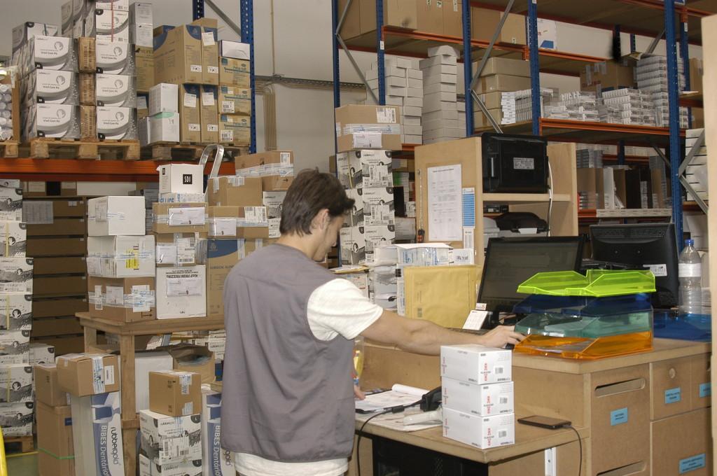 A Douromed importa produtos de 25 países que são depois armazenados em ambiente controlado